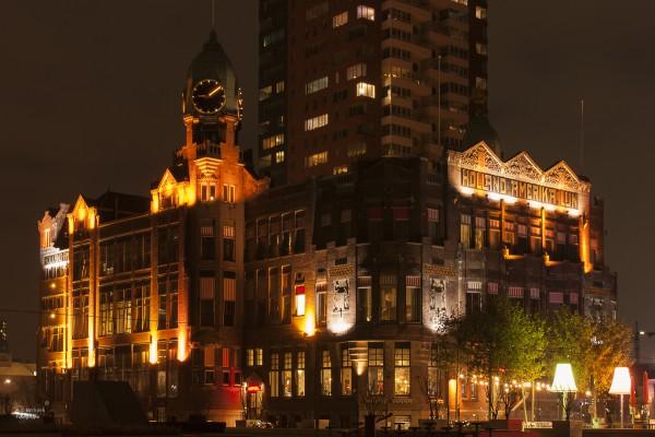 Rob Verhoek Fotografie, HNY Wilhelminapier Rotterdam