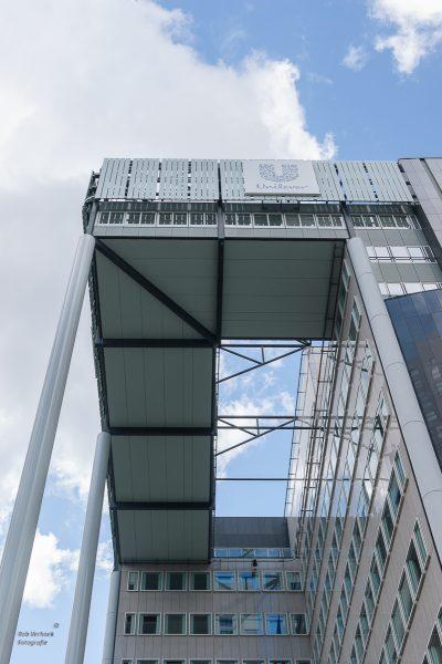 Rob Verhoek Fotografie, het Unilever kantoor aan het Weena Rotterdam