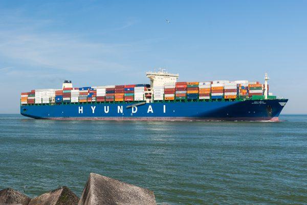 Rob Verhoek Fotografie containervervoer